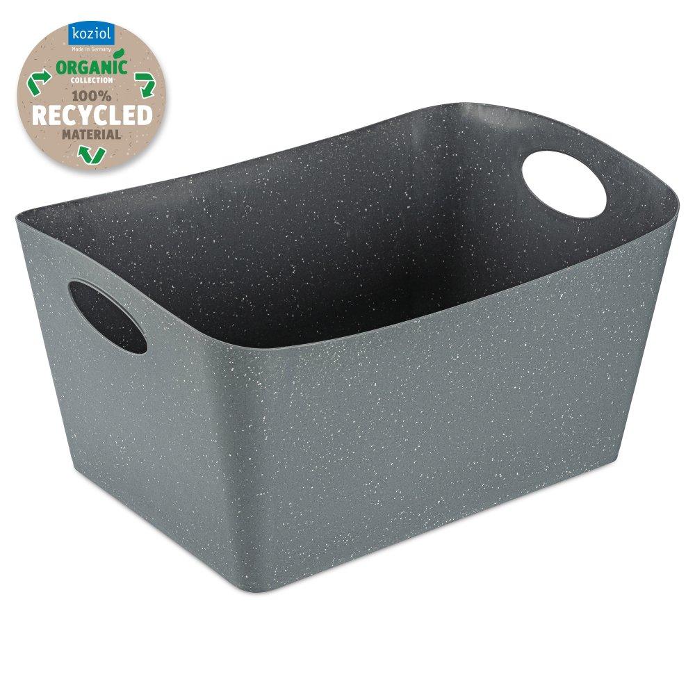 BOXXX L Storage Bin 15l RECYCLED NATURE GREY