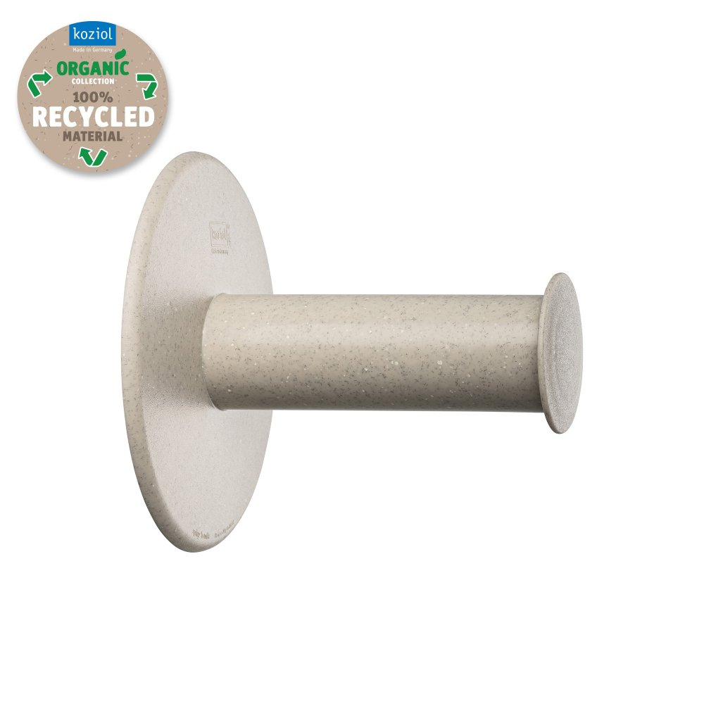 PLUGNROLL WC-Rollenhalter RECYCLED DESERT SAND