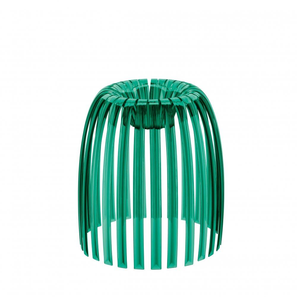 JOSEPHINE M Lampenschirm transparent emerald green