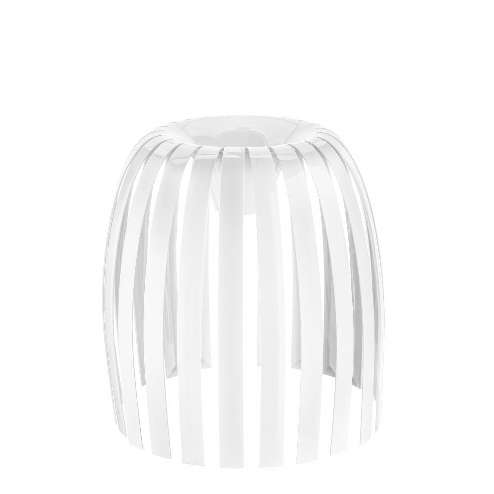 JOSEPHINE XL Lampshade cotton white