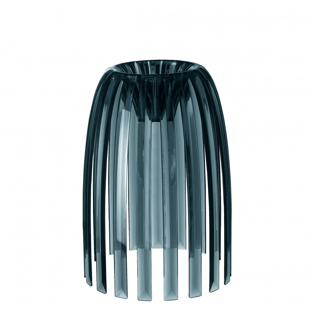 JOSEPHINE S lampshade transparent grey