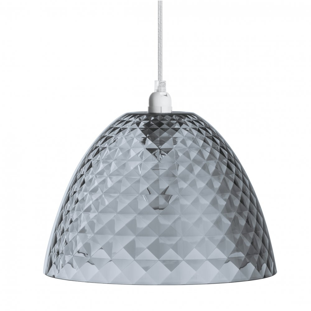STELLA S Hanging Light transp. anthracite