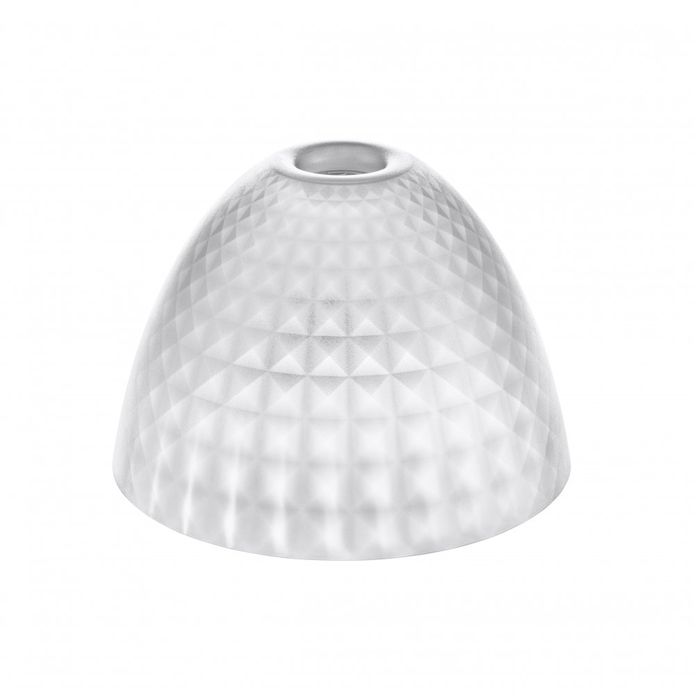 STELLA SILK S Lampshade crystal clear