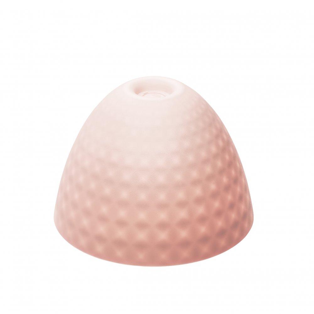 STELLA SILK S Lampenschirm powder pink