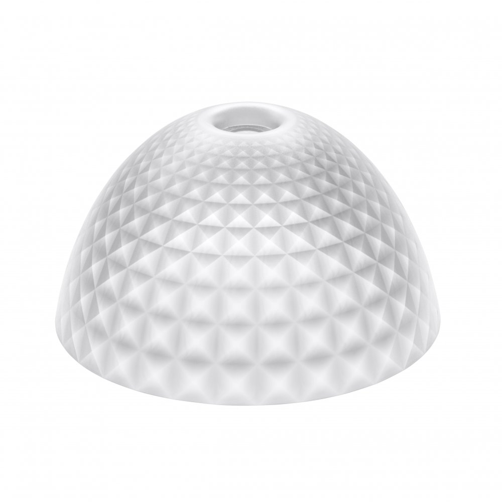 STELLA SILK M Lampshade crystal clear
