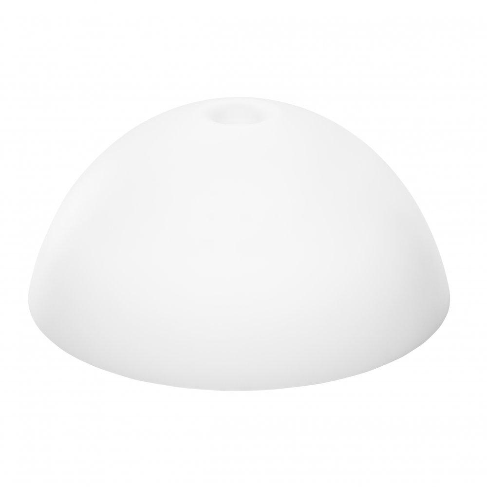 STELLA SILK XL Lampshade cotton white