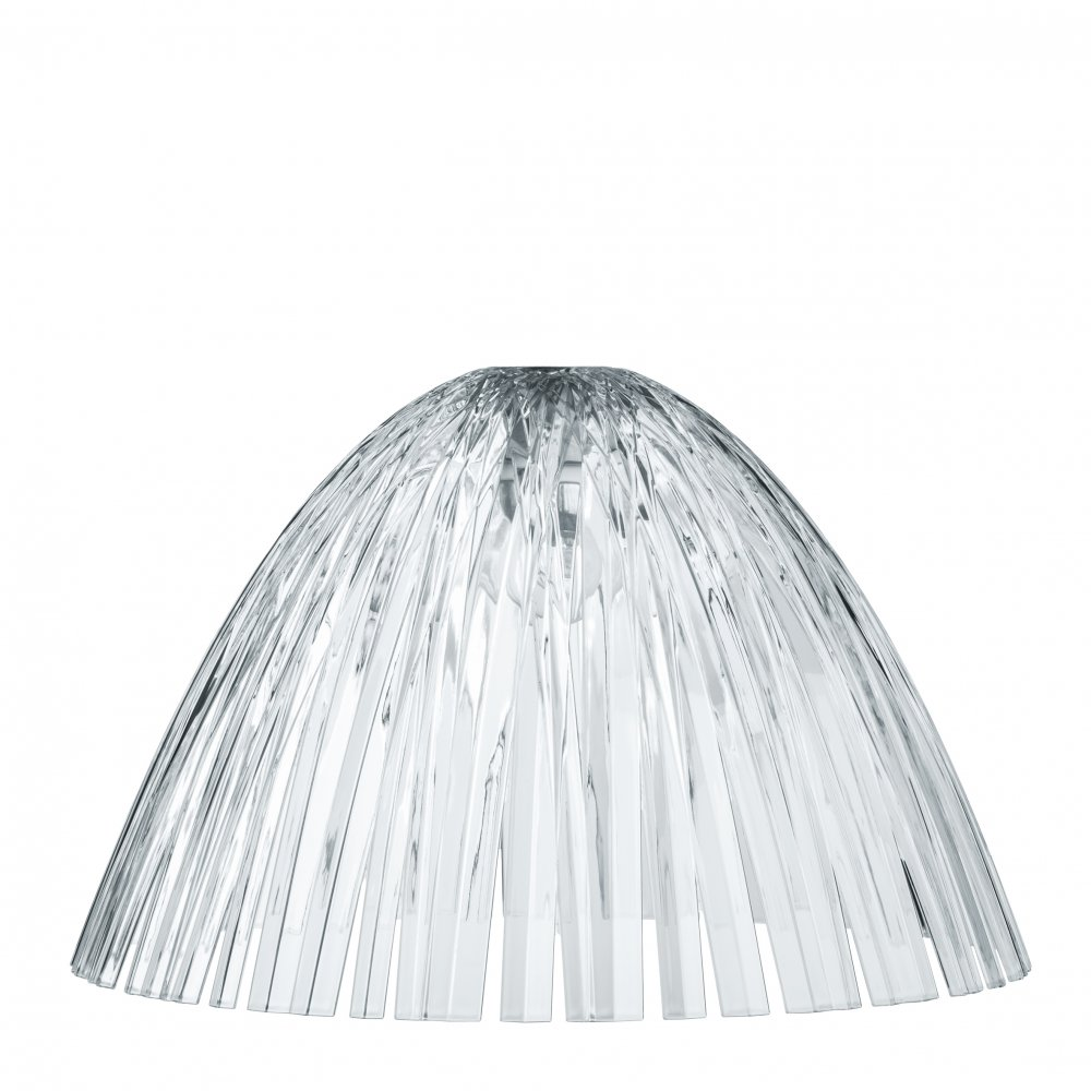 REED lampshade crystal clear