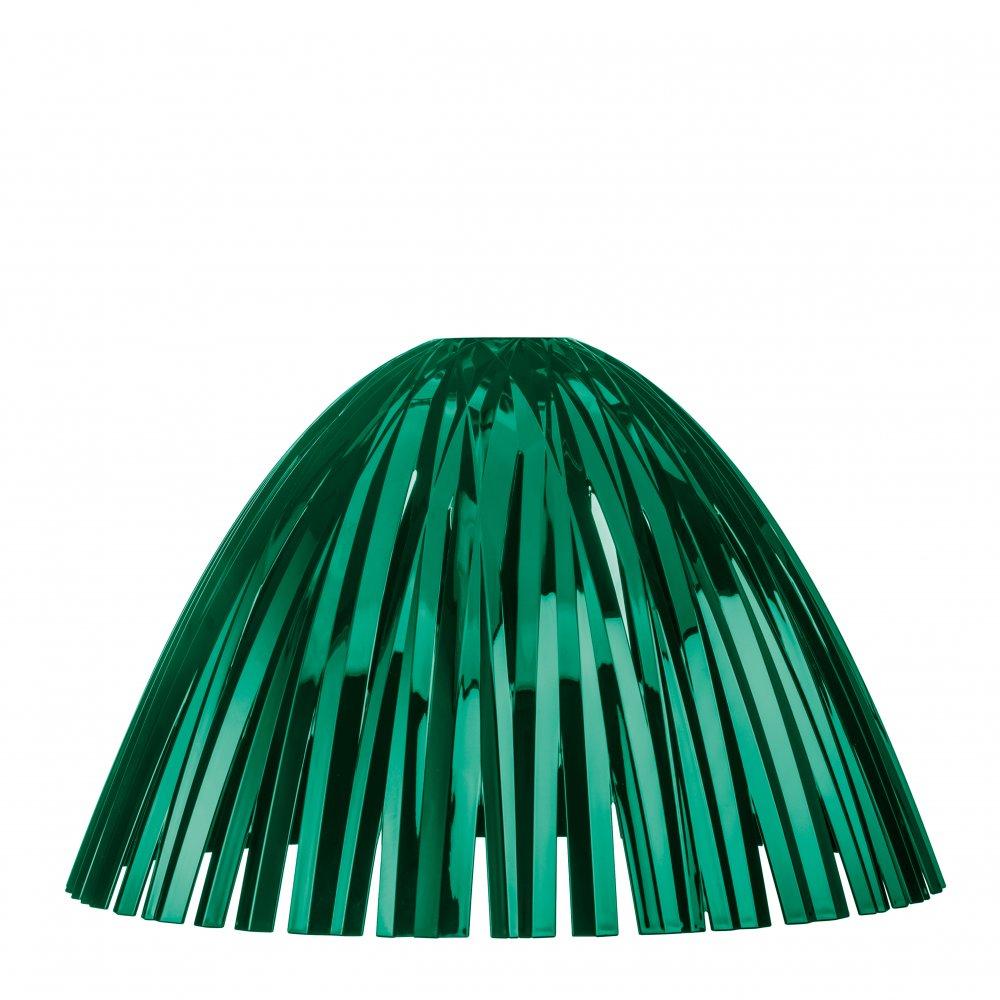 REED Lampenschirm transparent emerald green