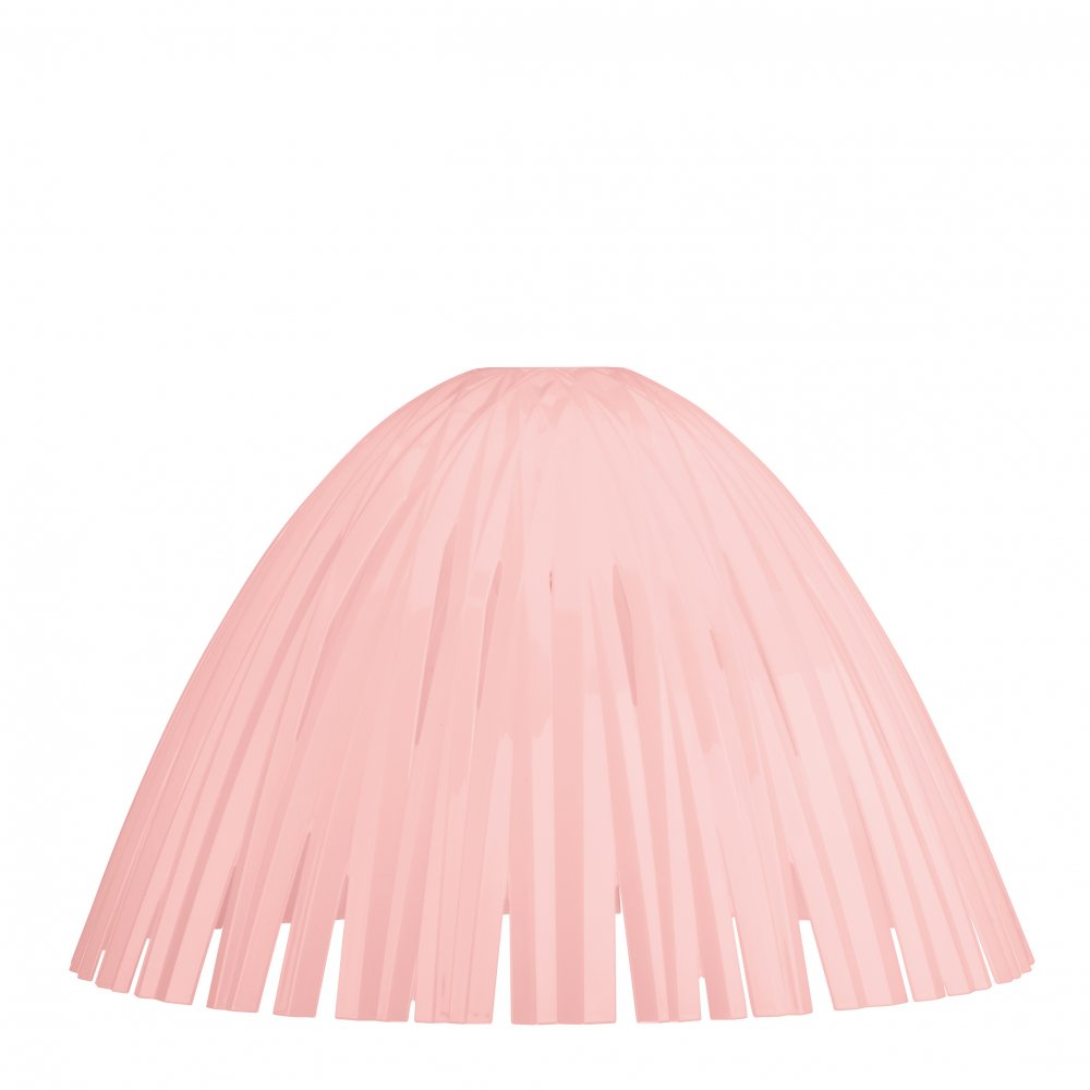 REED lampshade powder pink