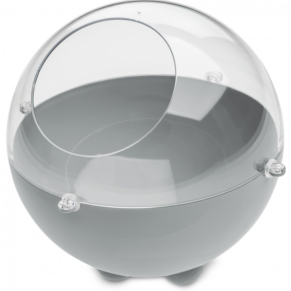 ORION SMALL Storage Container crystal clear/cool grey