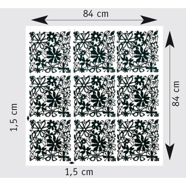 ALICE Raumteiler Dekoelement