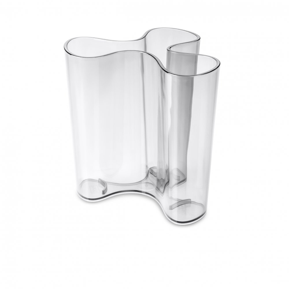 CLARA M Vase crystal clear
