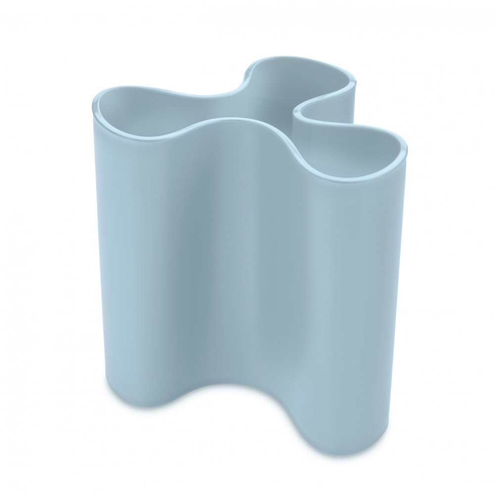 CLARA M Vase powder blue
