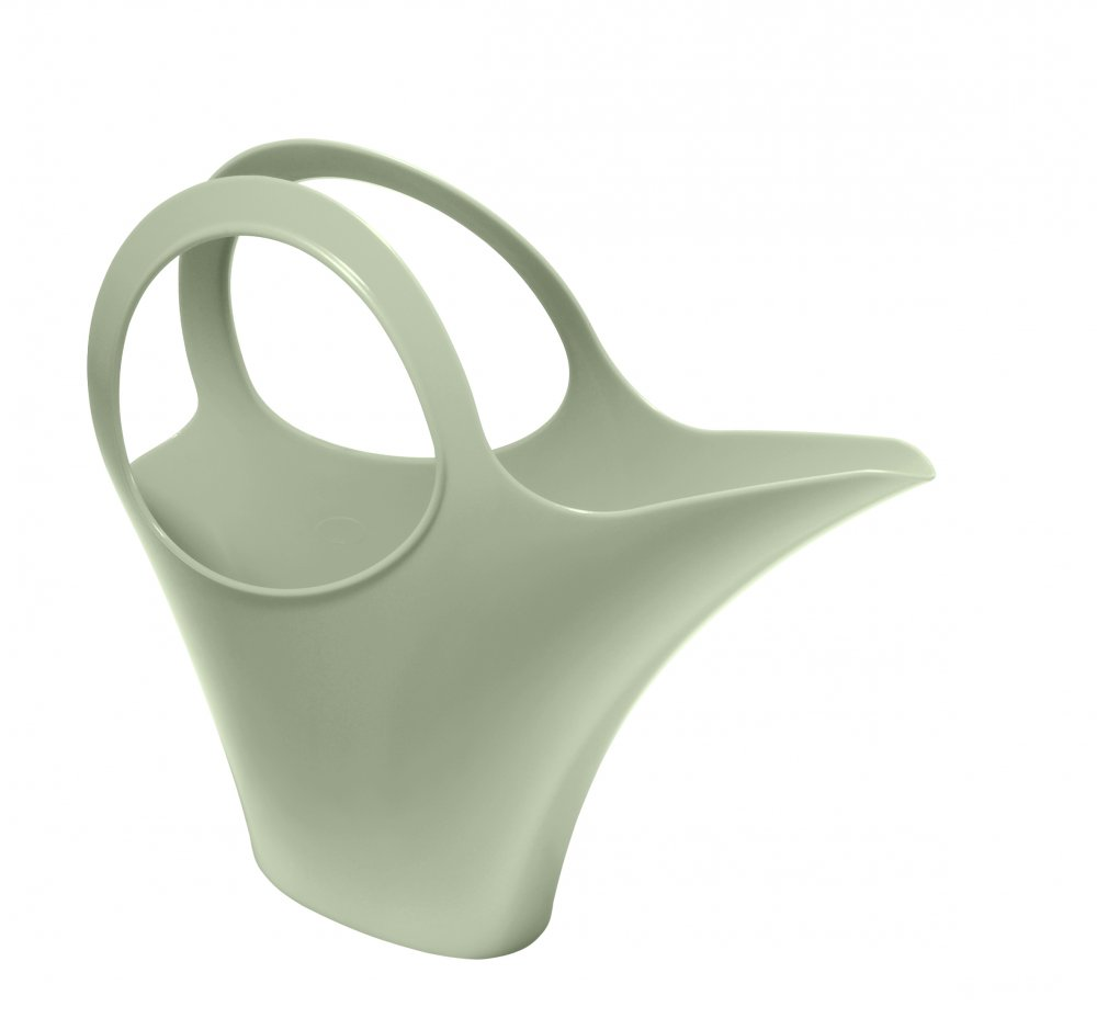 CAMILLA L Watering Can 2l eucalyptus green