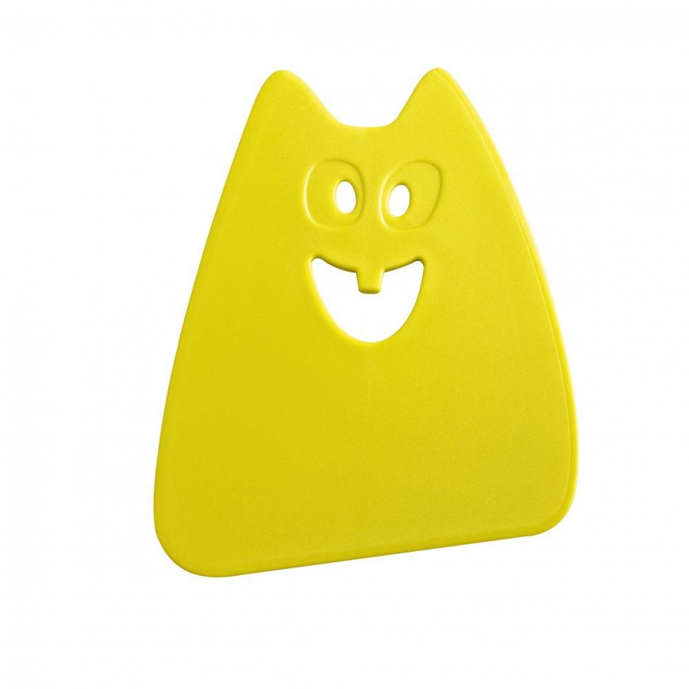 HANS Teigschaber mustard green