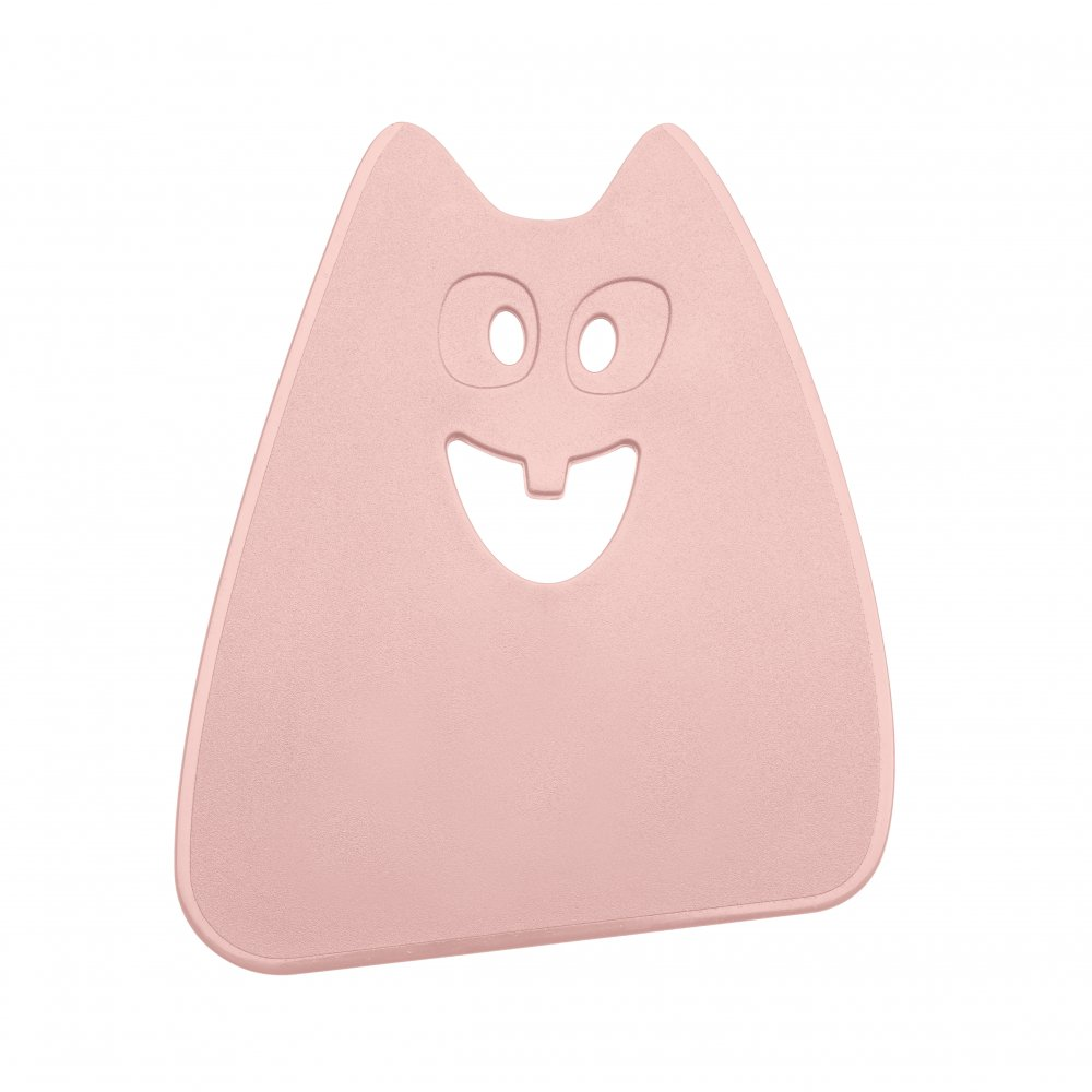 HANS Teigschaber powder pink