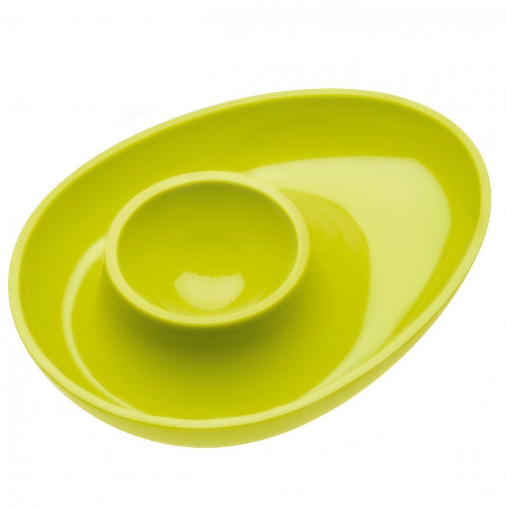 COLUMBUS Egg Cup mustard green
