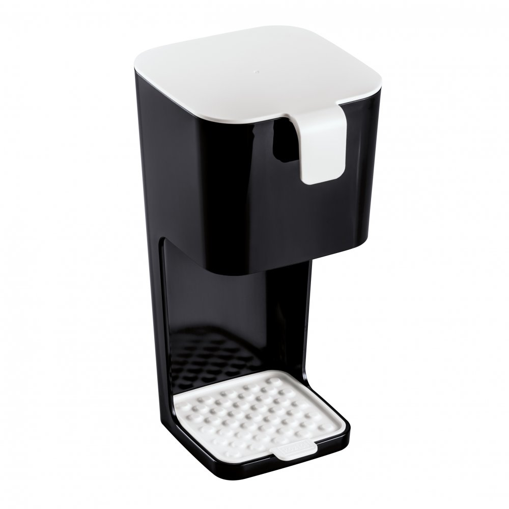 UNPLUGGED Coffee maker cosmos black-cotton white