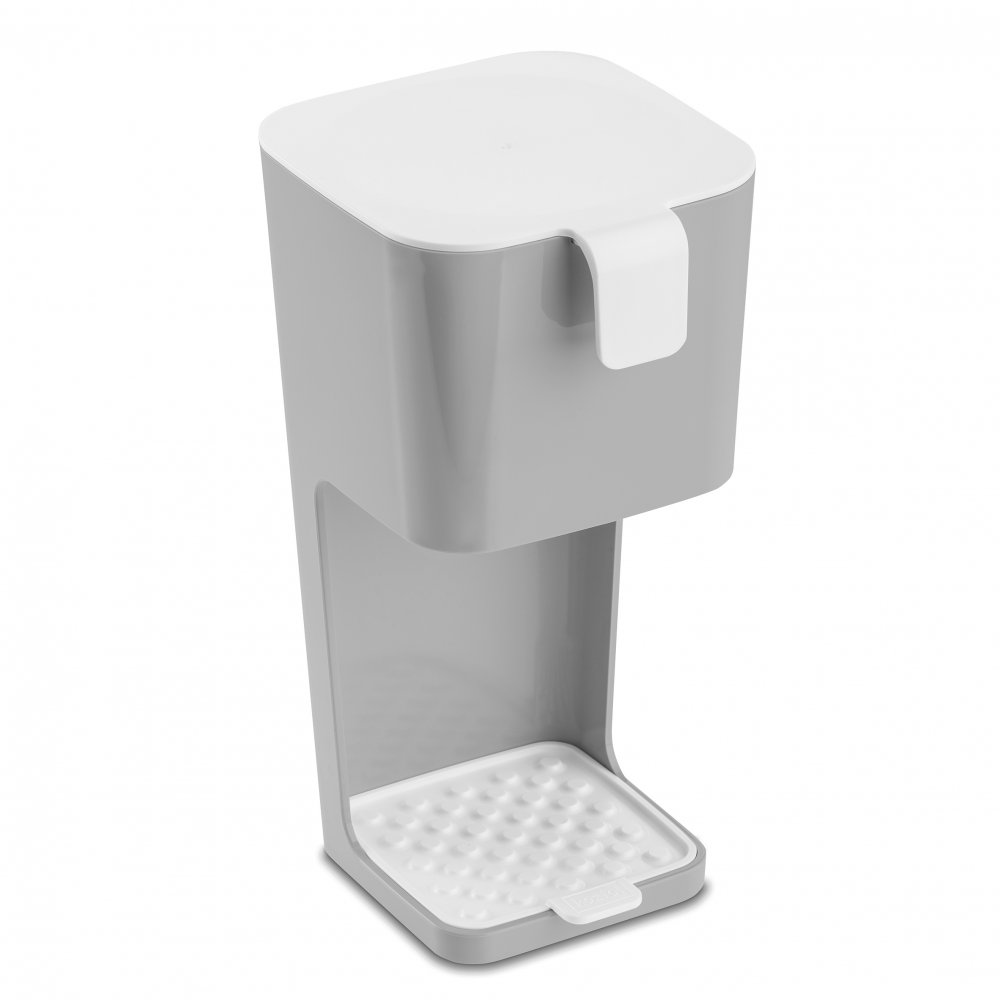 UNPLUGGED Coffee maker cool grey-cotton white