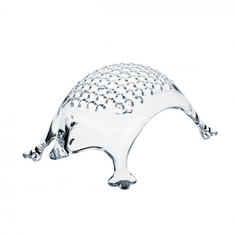 KASIMIR Cheese Grater crystal clear