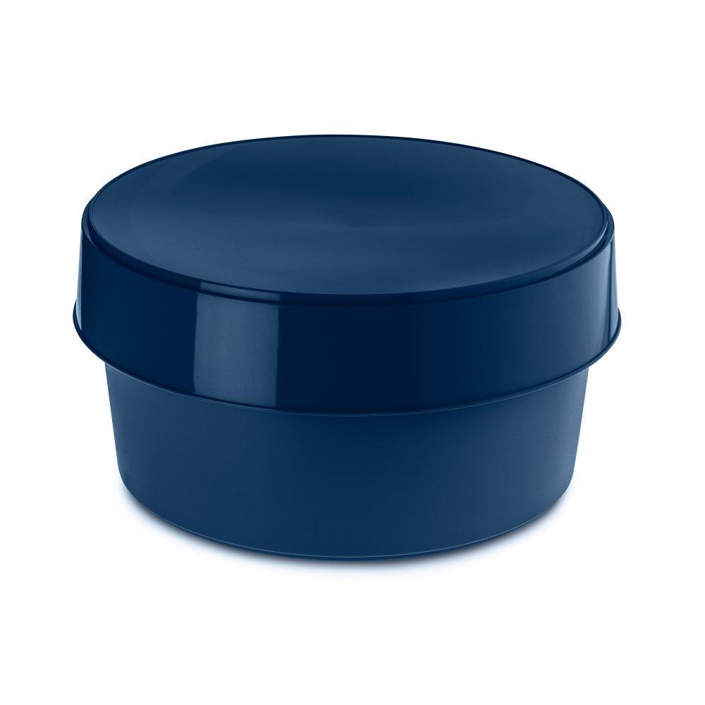 TOP SECRET Organizer Box deep velvet blue