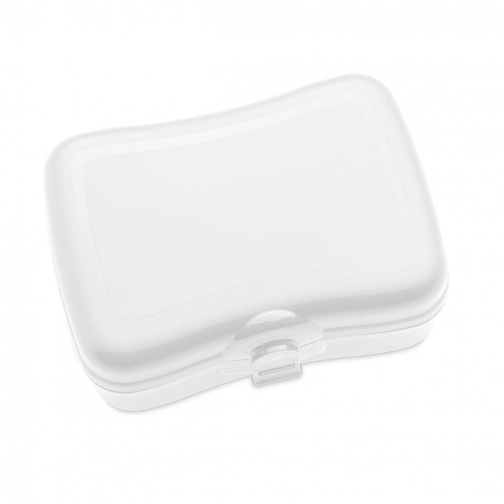 BASIC Lunch Box cotton white