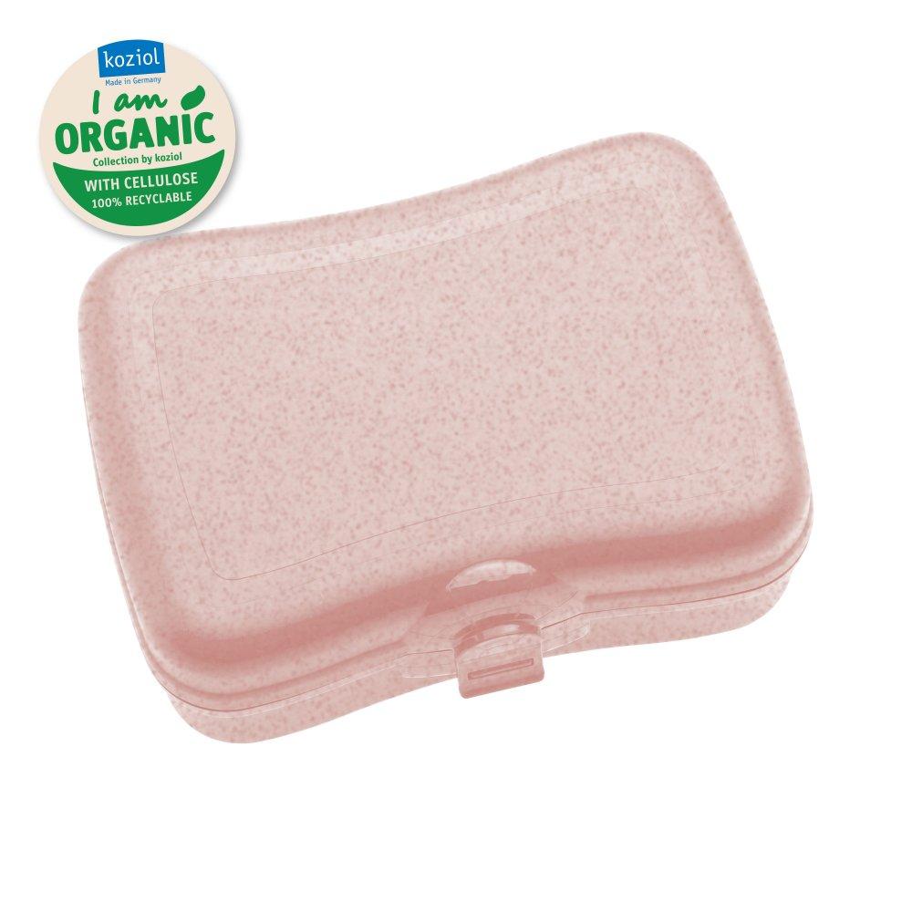 BASIC ORGANIC Lunch Box organic pink