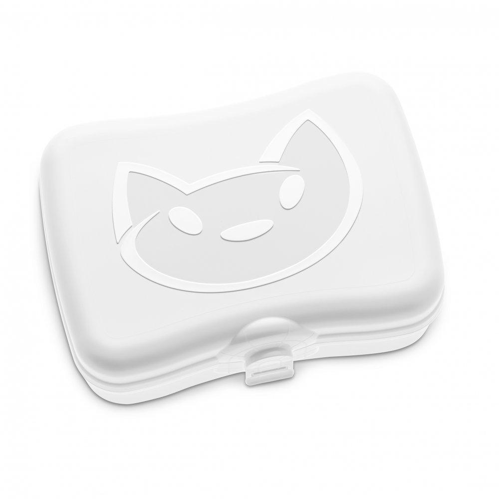 MIAOU Lunch Box cotton white