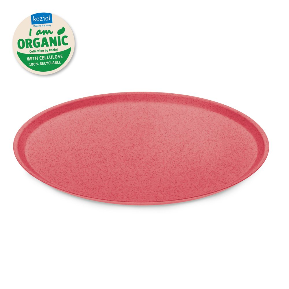 CONNECT PLATE 255mm Großer Teller 255mm organic coral