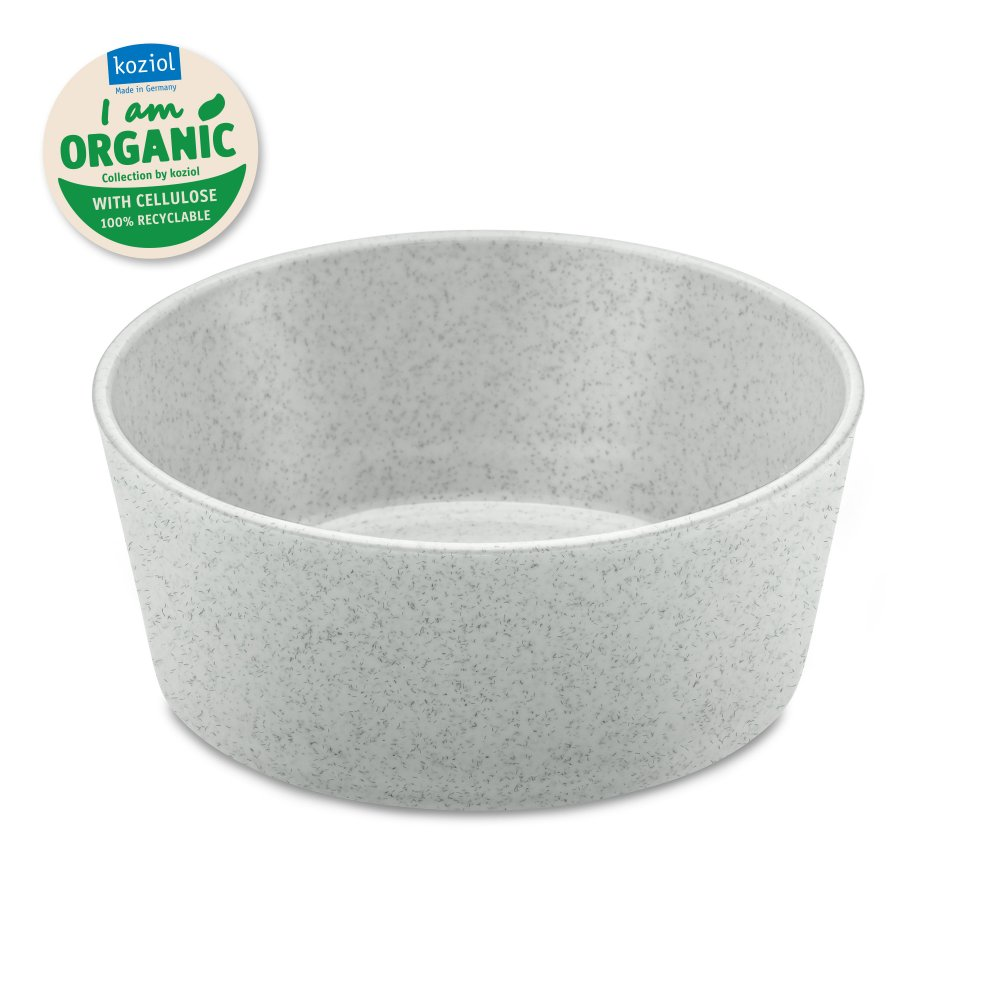 CONNECT BOWL 0,4 Bowl 400ml organic grey