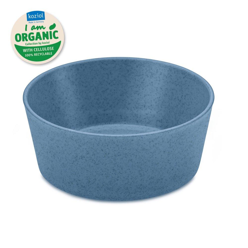 CONNECT ORGANIC Bowl 400ml organic deep blue