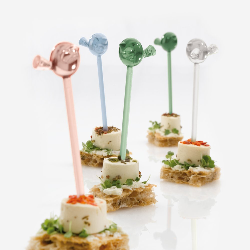 [pi:p] Hors d'oeuvres forks