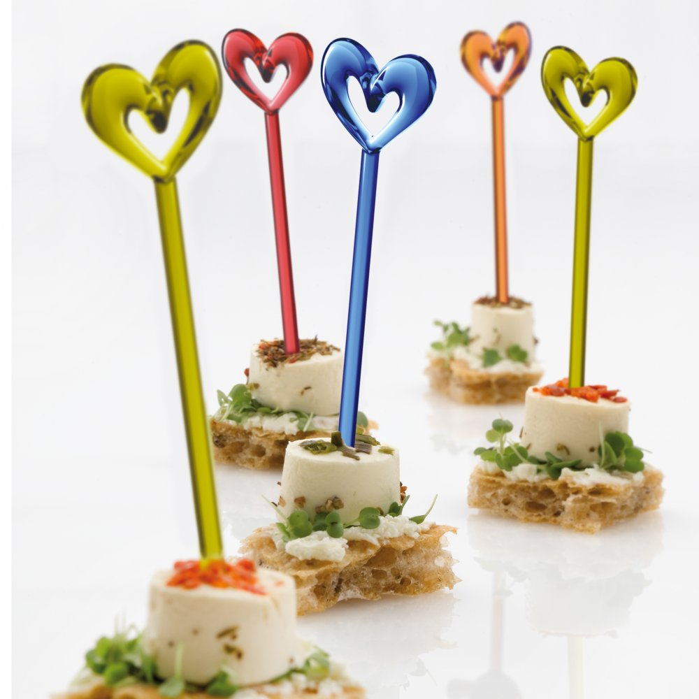 SUSI Hors d'oeuvres forks