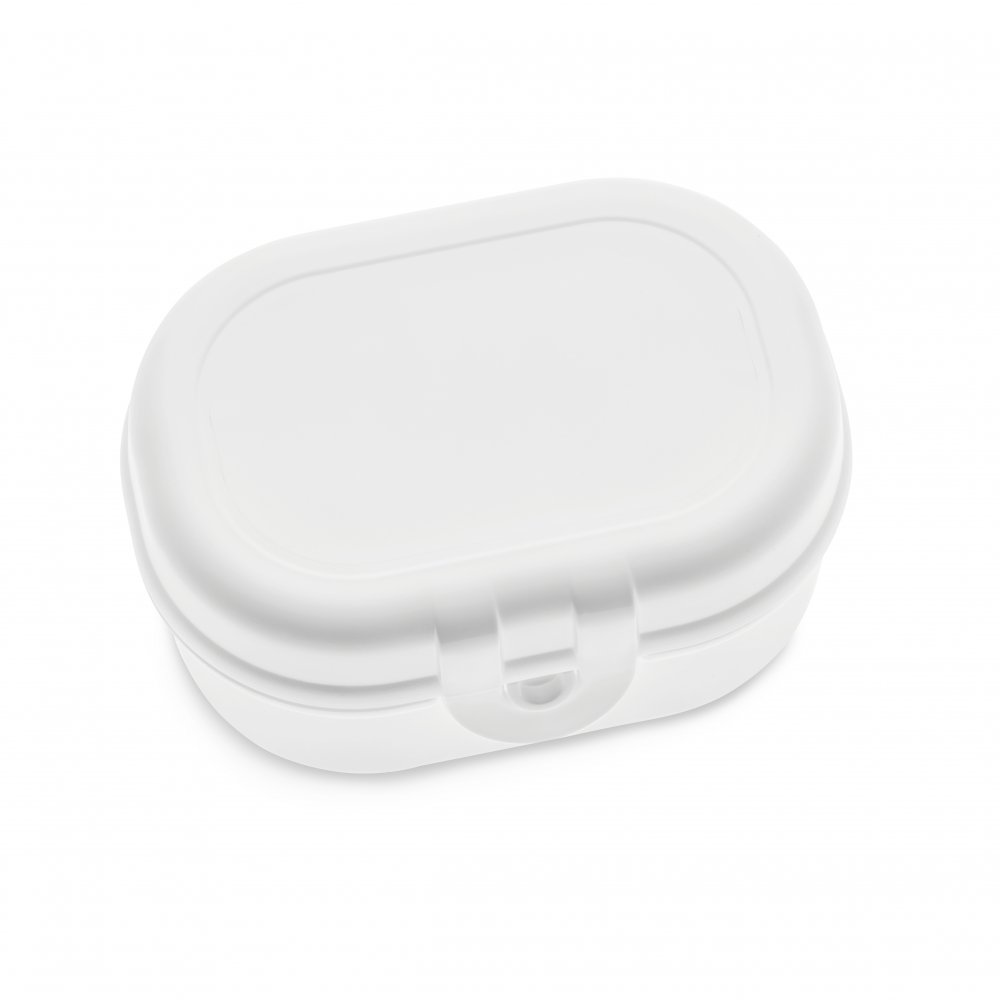 PASCAL MINI Lunchbox cotton white