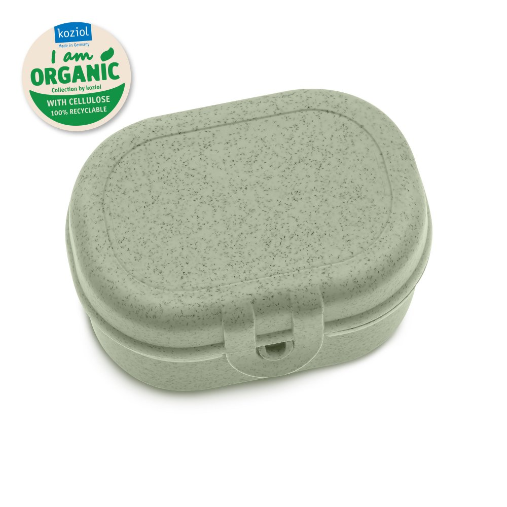 PASCAL MINI Lunchbox organic green