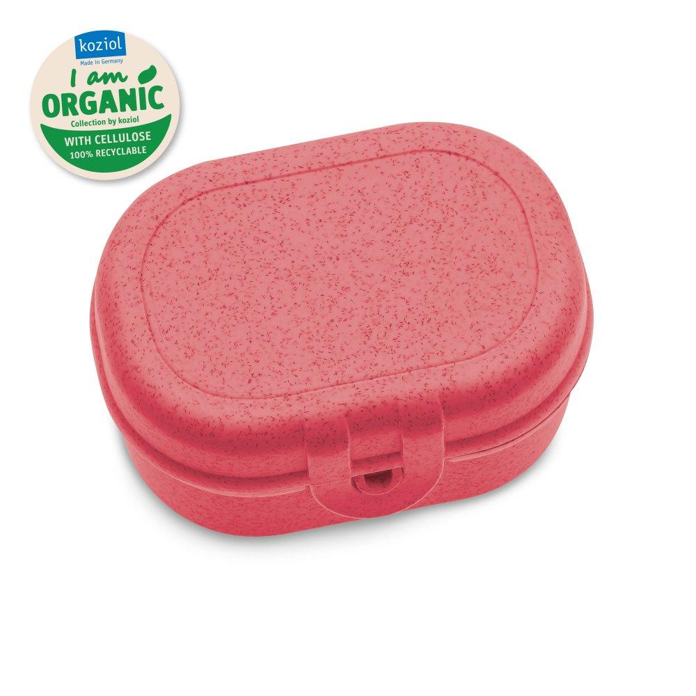 PASCAL MINI Lunchbox organic coral