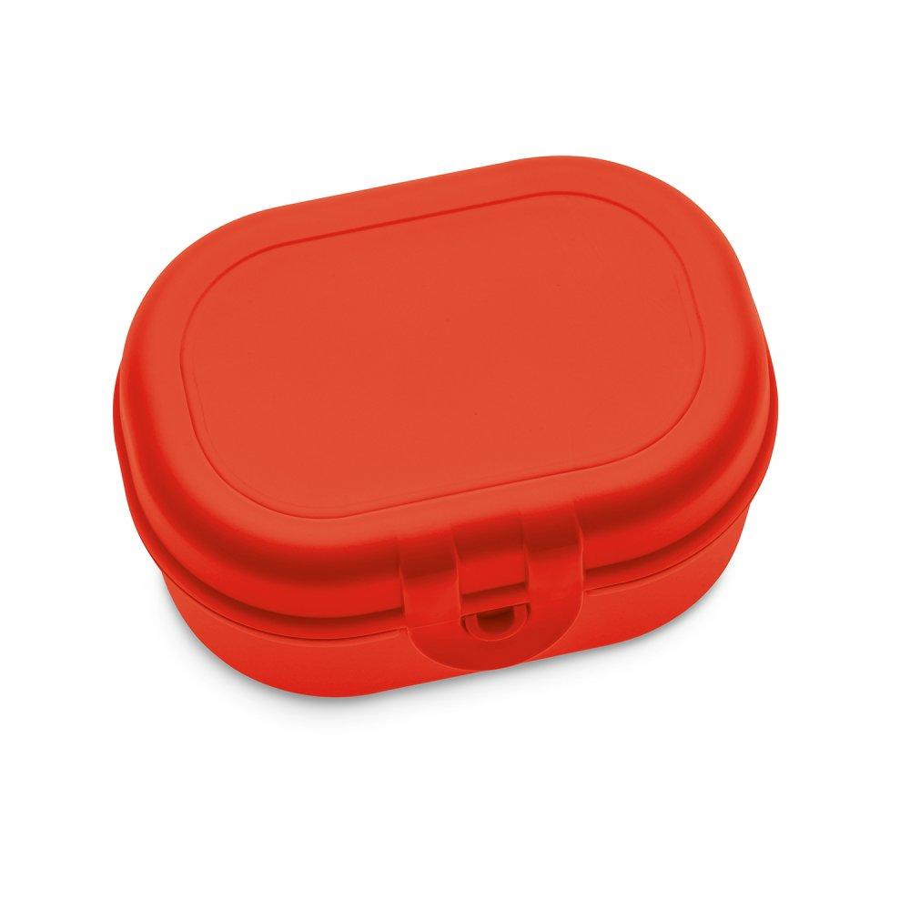 PASCAL MINI Lunchbox de stijl red