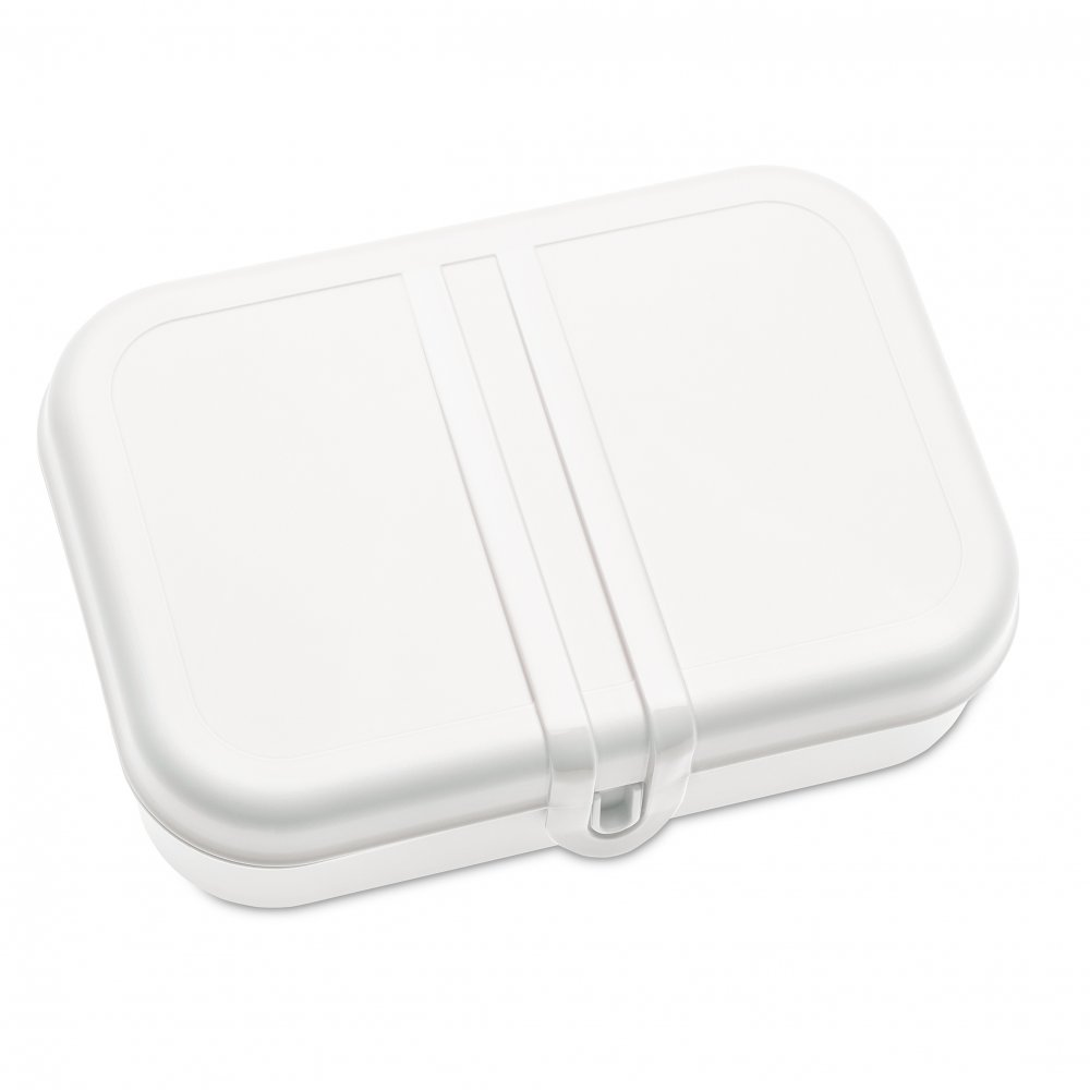 PASCAL L Lunch Box with Separator cotton white