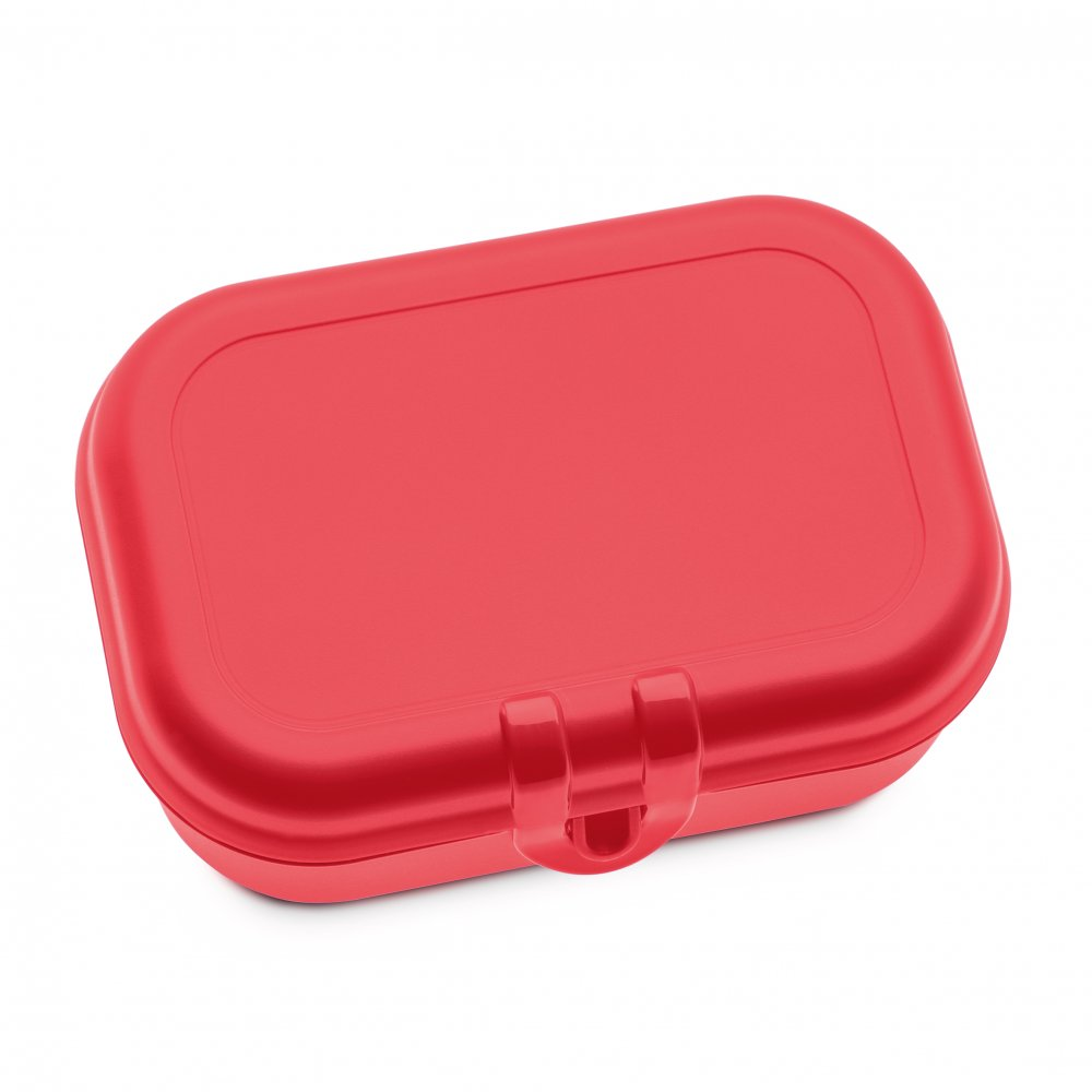 PASCAL S Lunchbox raspberry red