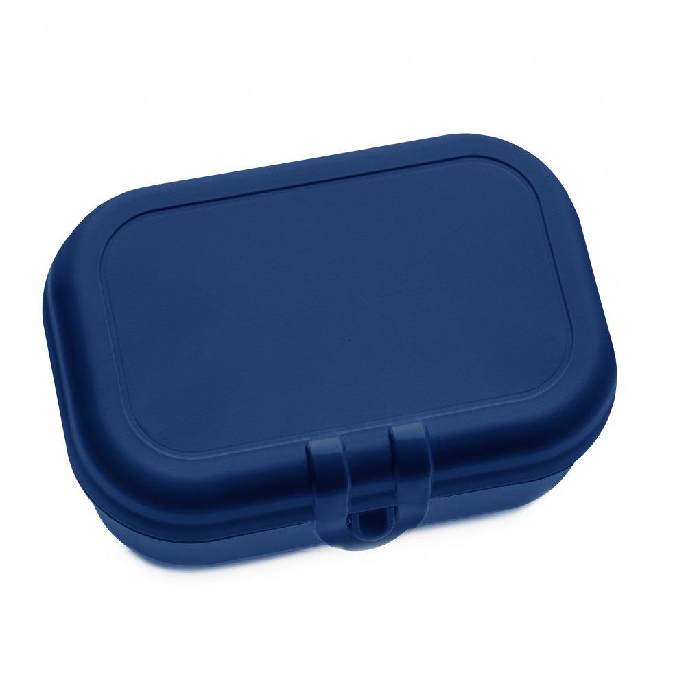 PASCAL S Lunchbox deep velvet blue