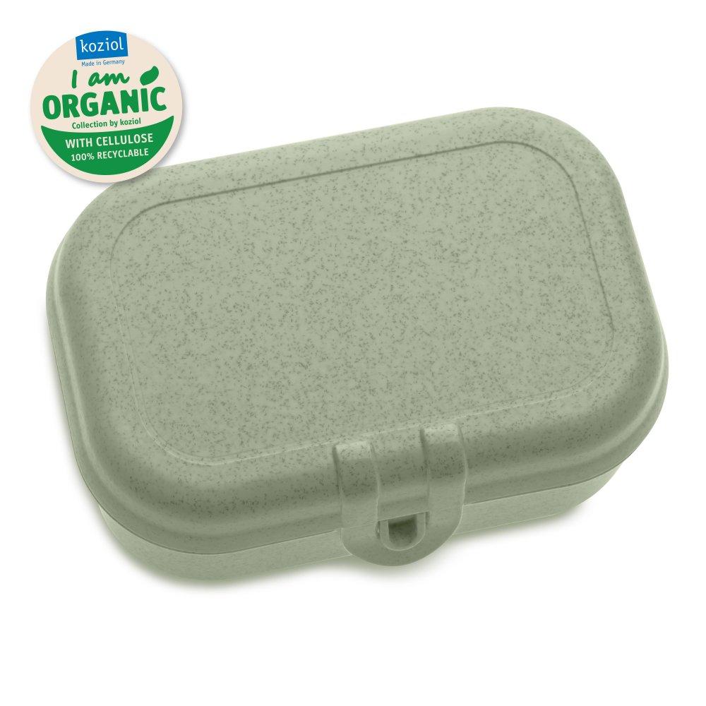 PASCAL S ORGANIC Lunchbox organic green