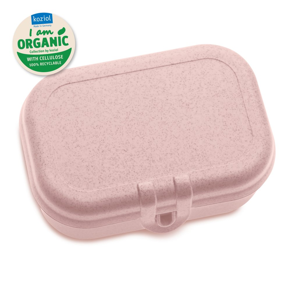 PASCAL S Lunchbox organic pink