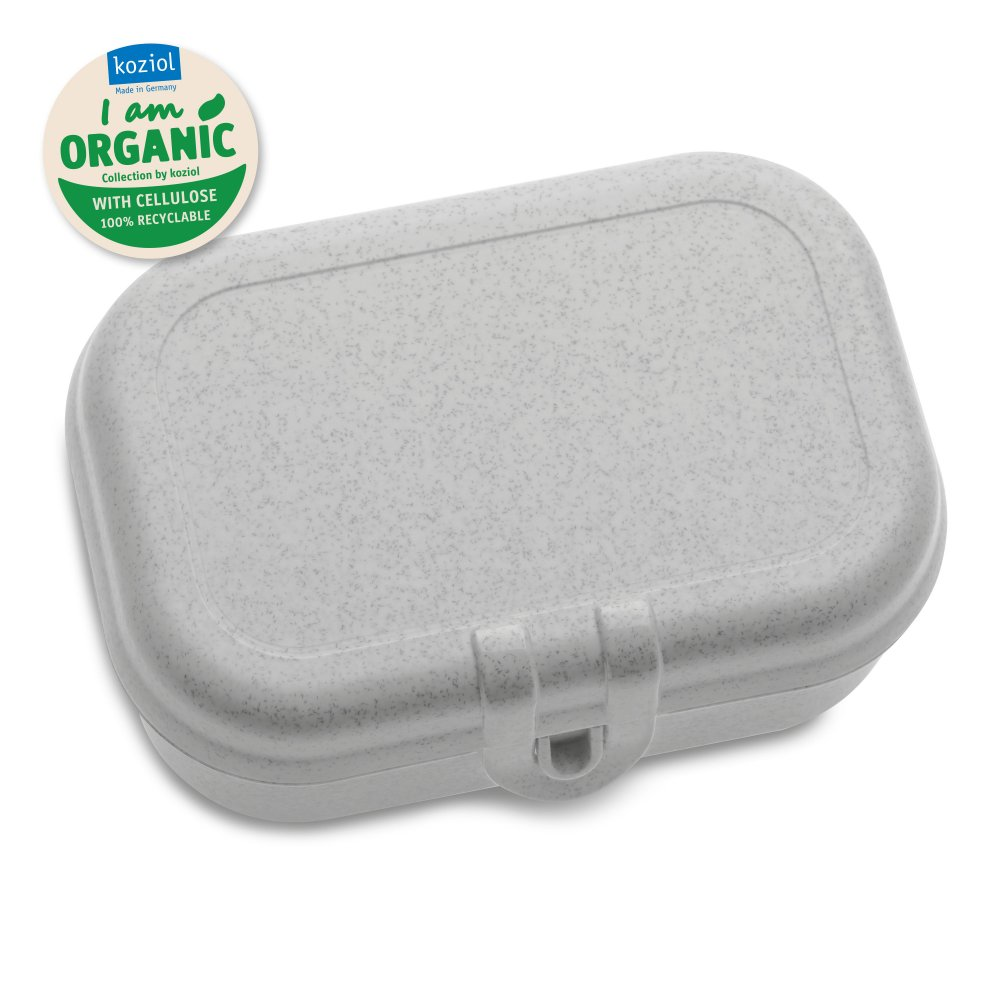 PASCAL S Lunchbox organic grey