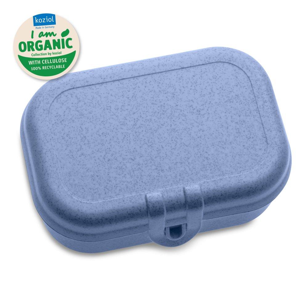 PASCAL S Lunchbox organic blue
