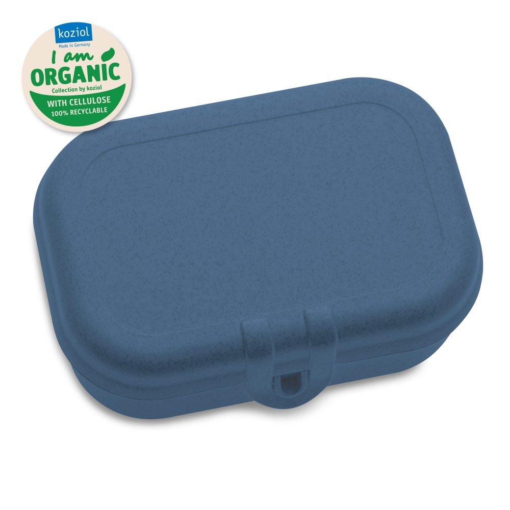 PASCAL S Lunchbox organic deep blue