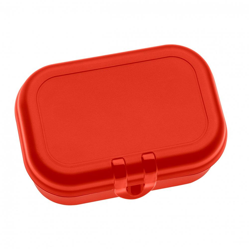 PASCAL S Lunch Box de stijl red