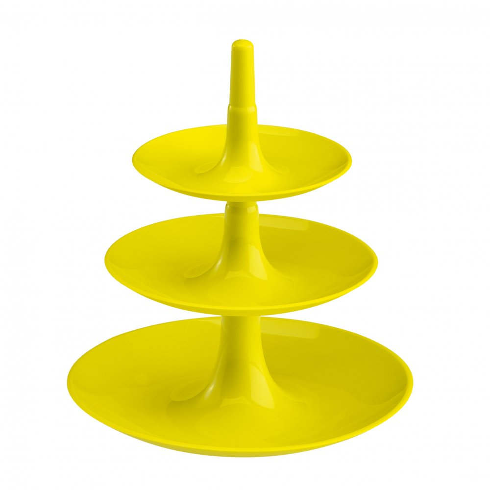 BABELL XS Etagere mustard green