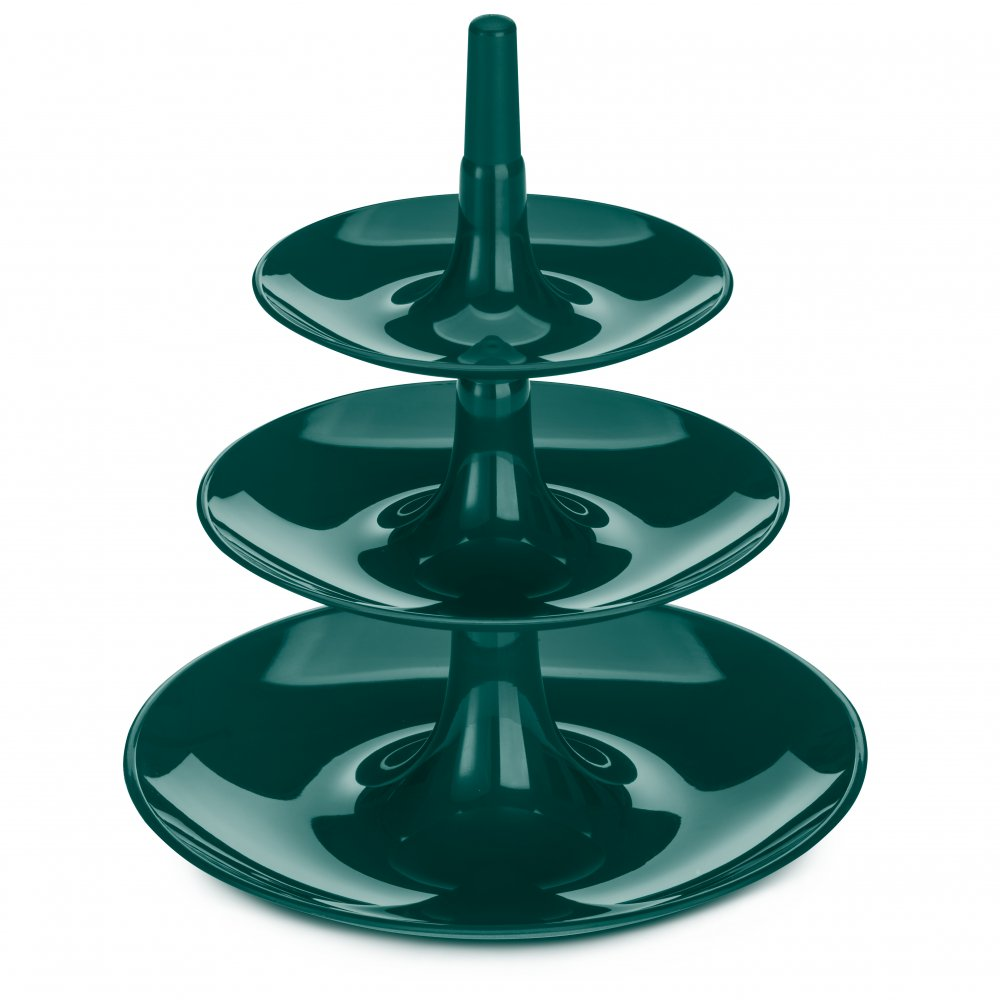 BABELL XS Etagere emerald green