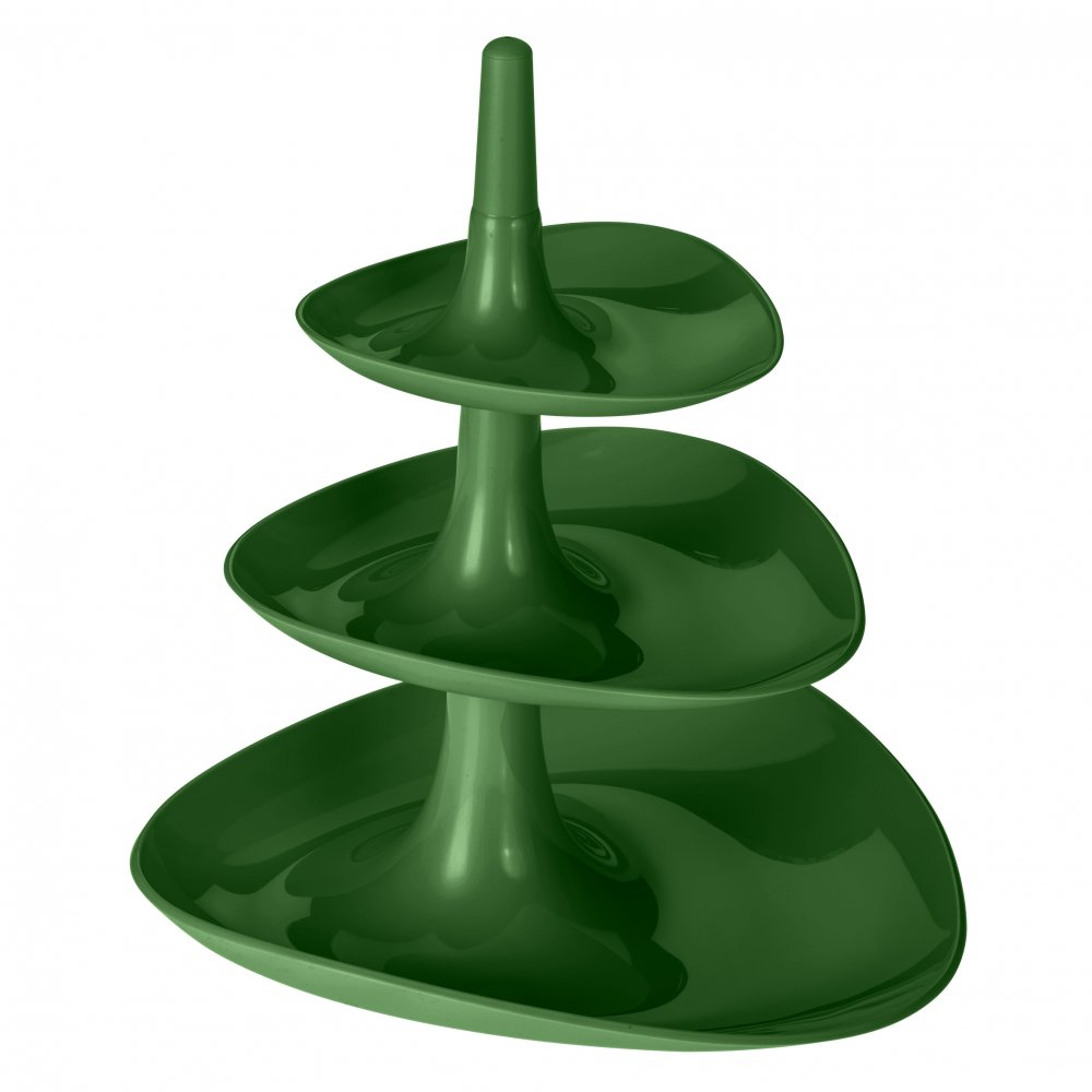 BETTY Etagere forest green