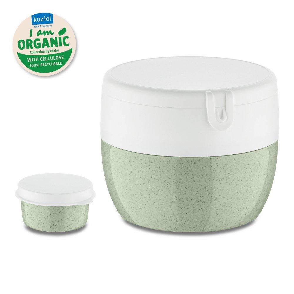 BENTOBOX M Organic Bentobox organic green